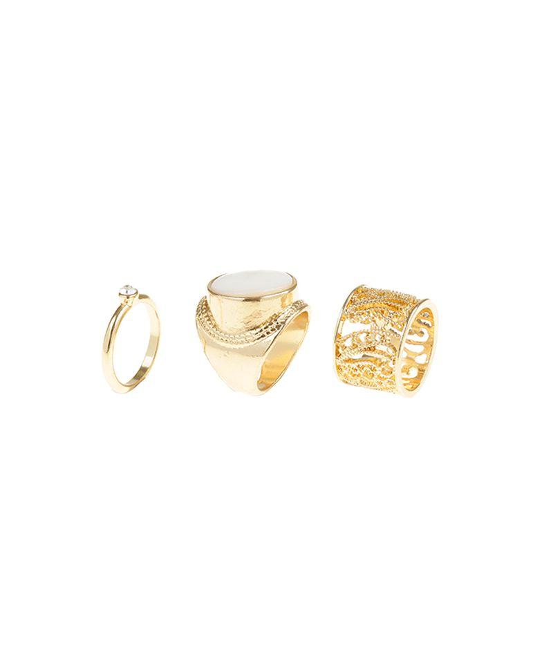 Kit-de-3-Aneis-Dourado-8459830-Dourado_1