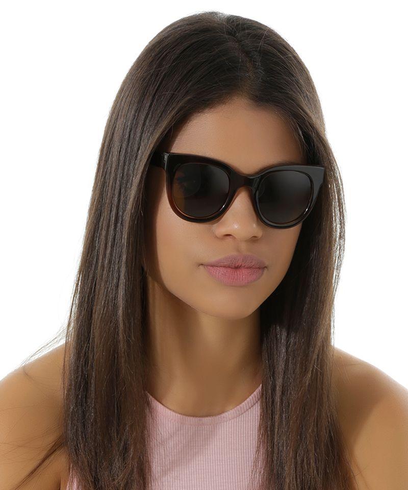 Oculos-Redondo-Feminino-Onesef-Marrom-8562431-Marrom_2
