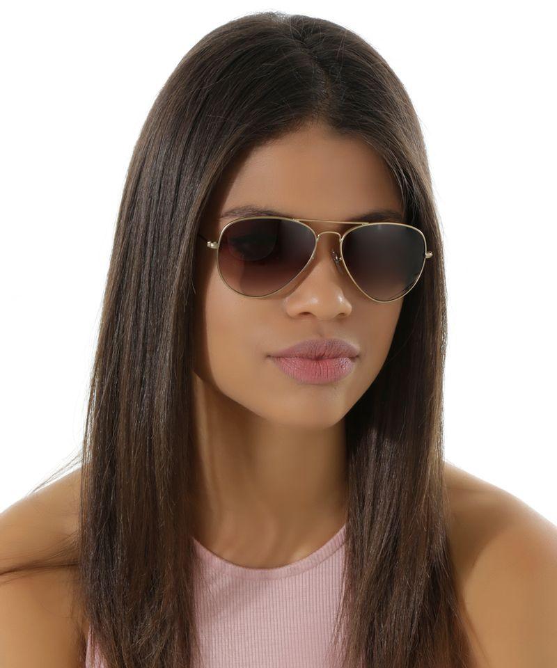Oculos-Aviador-Feminino-Onesef-Dourado-8399988-Dourado_2
