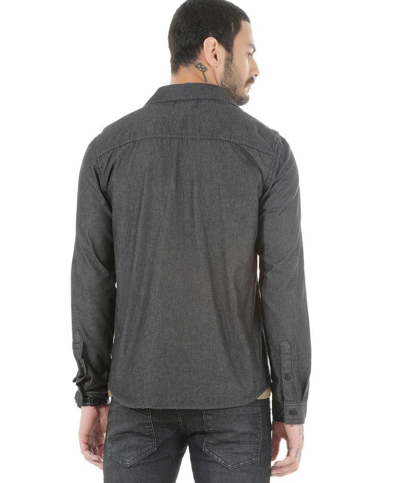 Camisa-Jeans-com-Patch-Preta-8535367-Preto_2