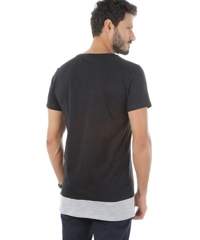 Camiseta-Longa--Mercury-Venus--Preta-8541206-Preto_2