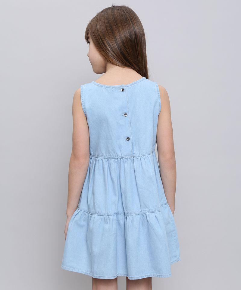 Vestido-Jeans-Infantil-com-Recortes-Sem-Manga-Azul-Claro-9583437-Azul_Claro_2