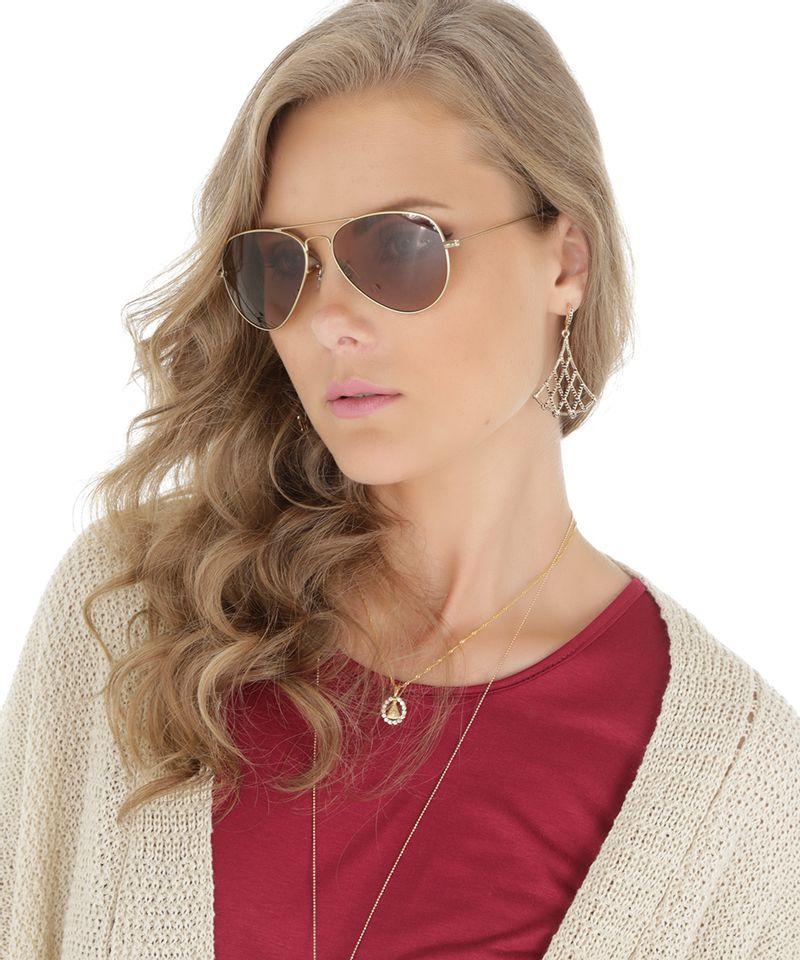 Oculos-Aviador-Feminino-Oneself-Dourado-8399805-Dourado_2