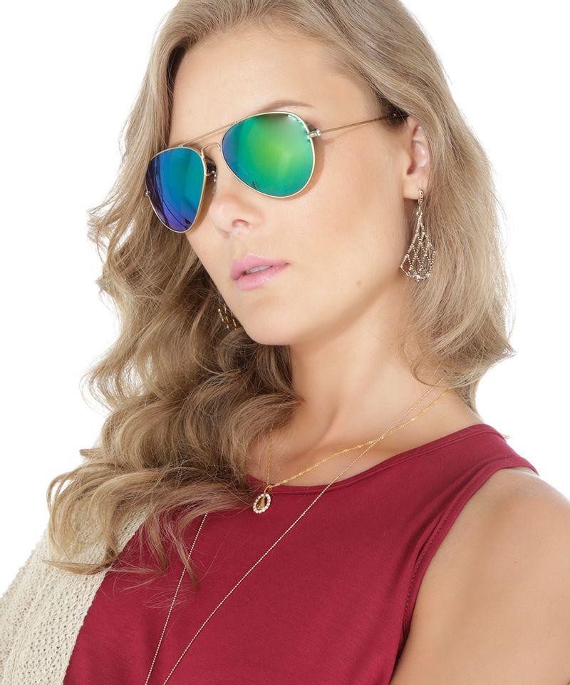 Oculos-Aviador-Feminino-Oneself-Dourado-8399990-Dourado_2