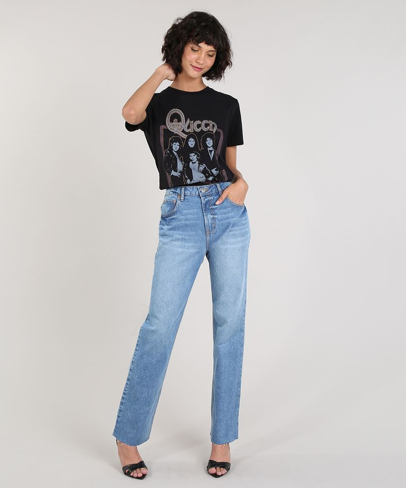Calca-Jeans-Feminina-Mindset-Reta-Azul-Medio-9687366-Azul_Medio_3