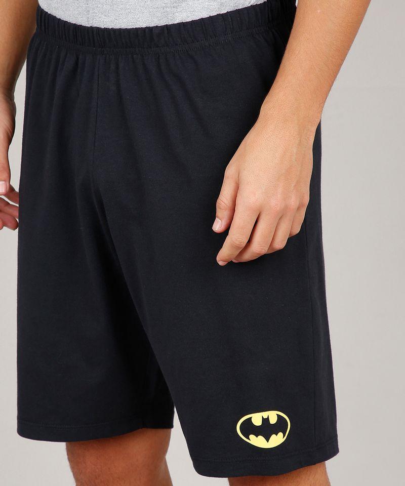 Pijama-Masculino-Tal-Pai-Tal-Filho-Batman-Raglan-Manga-Curta-Cinza-Mescla-9627108-Cinza_Mescla_4