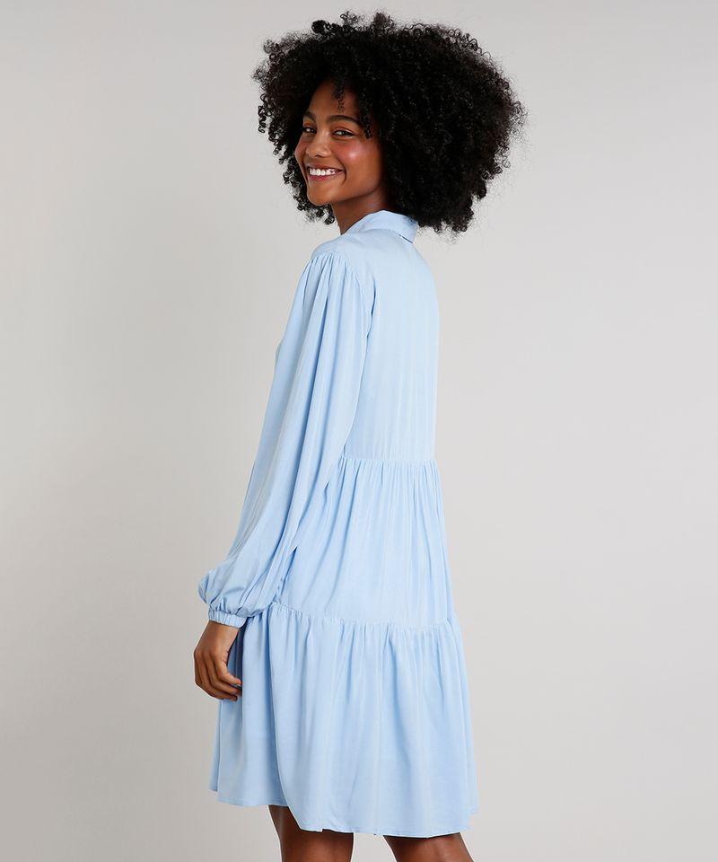Vestido-Feminino-Mindset-Curto-com-Babados-Manga-Bufante-Gola-Esporte-Azul-Claro-9752545-Azul_Claro_2