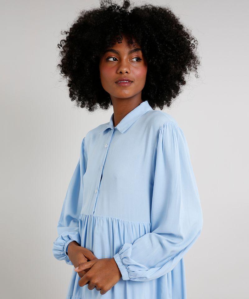 Vestido-Feminino-Mindset-Curto-com-Babados-Manga-Bufante-Gola-Esporte-Azul-Claro-9752545-Azul_Claro_4