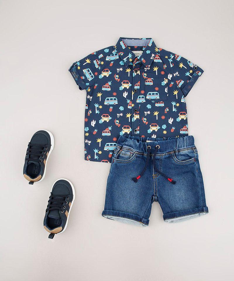 Bermuda-Jeans-Infantil-com-Cordao-Azul-Medio-9635835-Azul_Medio_4