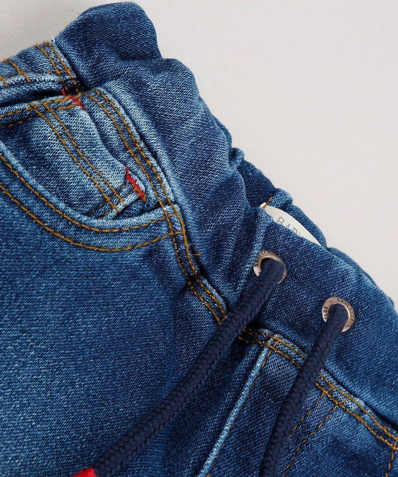 Bermuda-Jeans-Infantil-com-Cordao-Azul-Medio-9635835-Azul_Medio_5
