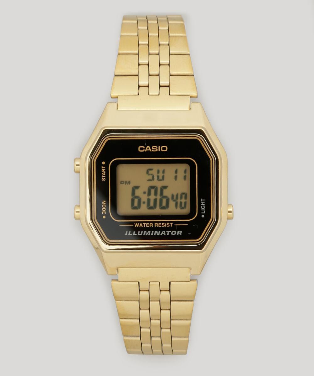 Relógio digital - Casio