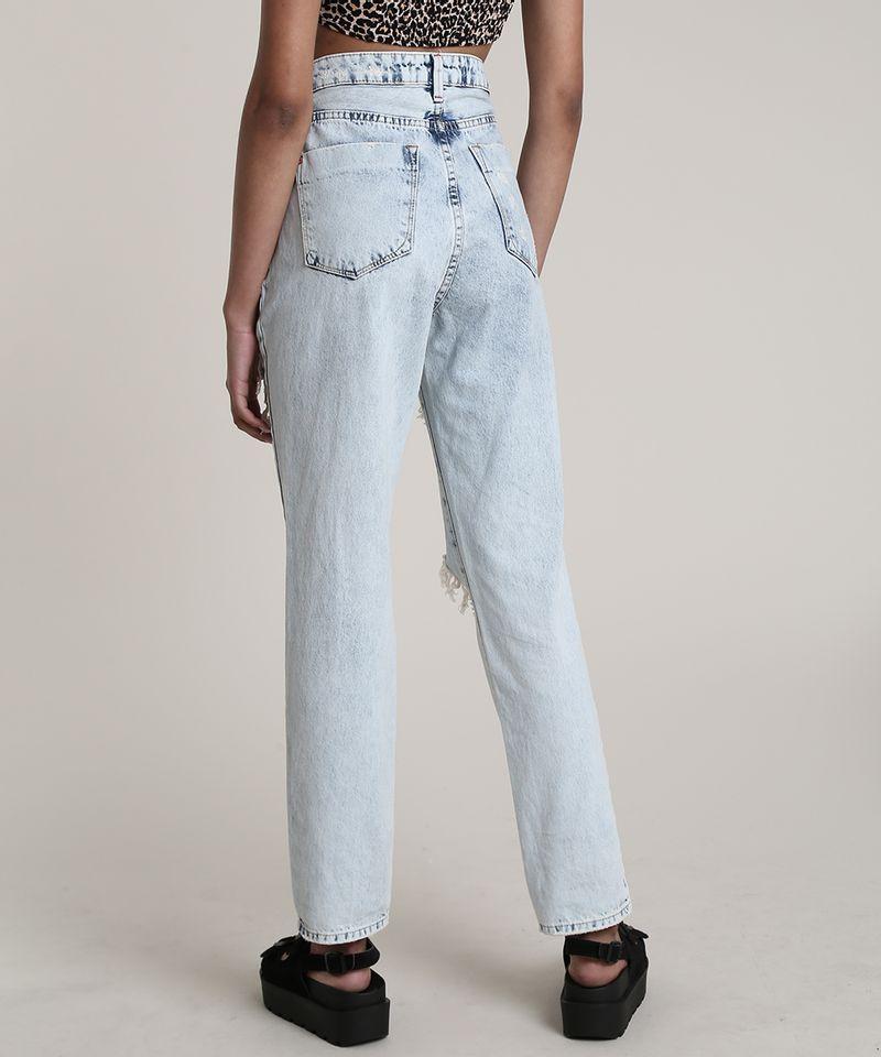 Calca-Jeans-Feminina-Mom-Destroyed-Azul-Claro-9751060-Azul_Claro_2