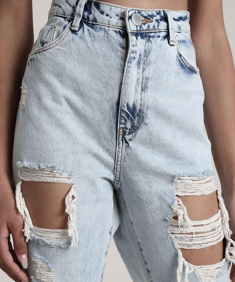 Calca-Jeans-Feminina-Mom-Destroyed-Azul-Claro-9751060-Azul_Claro_4