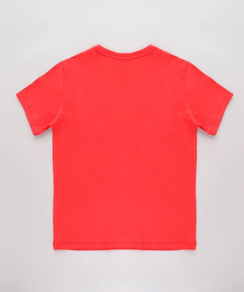 Camiseta-Infantil-Basica-com-Bolso-Manga-Curta-Vermelha-Claro-9567186-Vermelho_Claro_2