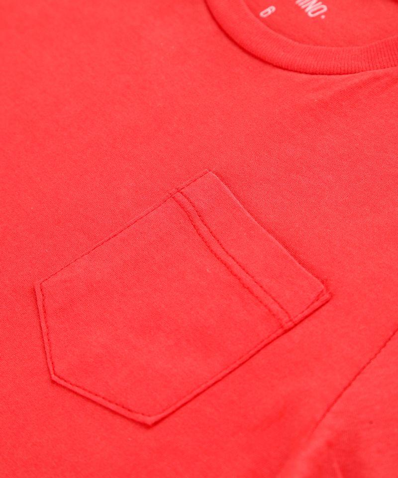 Camiseta-Infantil-Basica-com-Bolso-Manga-Curta-Vermelha-Claro-9567186-Vermelho_Claro_3