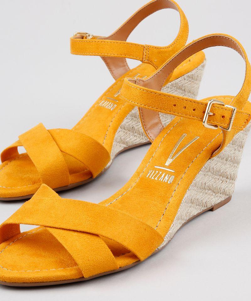 Sandalia-Feminina-Vizzano-Anabela-em-Camurca-Amarela-9849927-Amarelo_2