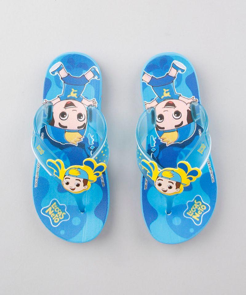 Chinelo-Infantil-Grendene-Luccas-Neto-Vem-com-Mascara-Azul-Claro-9863477-Azul_Claro_4