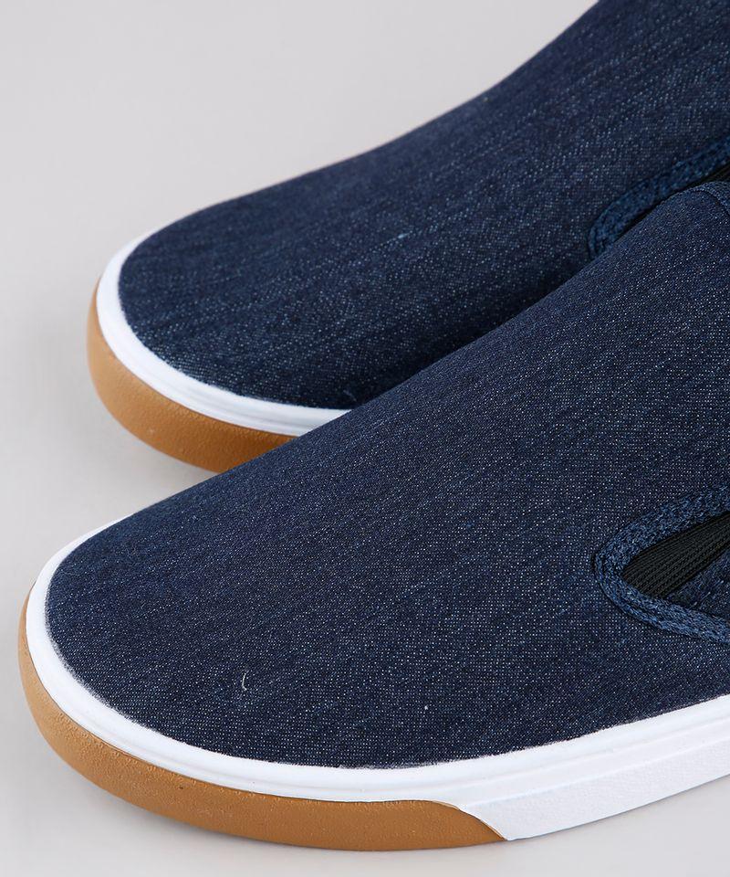 Tenis-Jeans-Slip-On-Masculino-Ollie-Azul-Escuro-9898037-Azul_Escuro_2