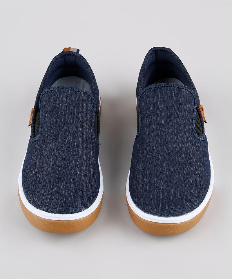 Tenis-Jeans-Slip-On-Masculino-Ollie-Azul-Escuro-9898037-Azul_Escuro_4
