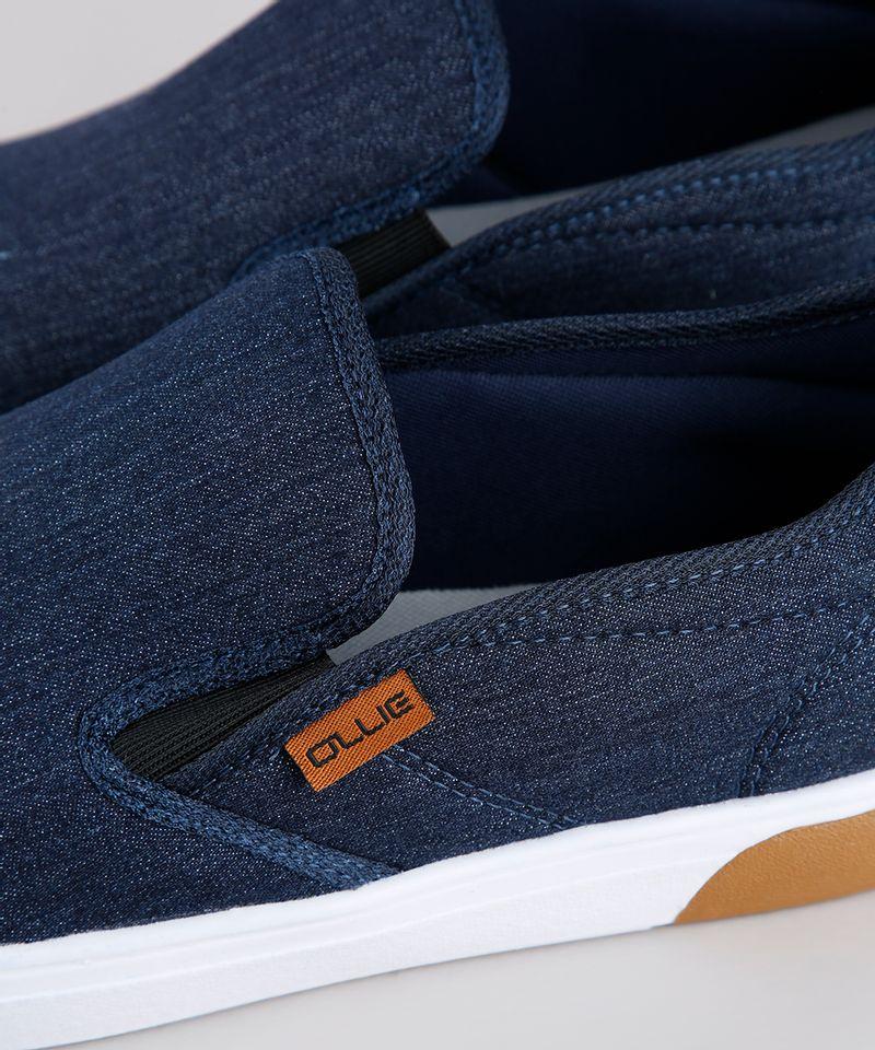 Tenis-Jeans-Slip-On-Masculino-Ollie-Azul-Escuro-9898037-Azul_Escuro_5