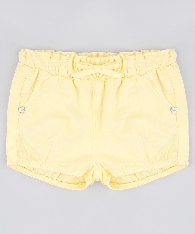 Short-de-Sarja-Infantil-Balone-com-Babado-Amarelo-9899858-Amarelo_1