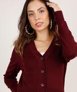 Cardigan-Feminino-Basico-Cropped-em-Trico-Vinho-9804665-Vinho_4