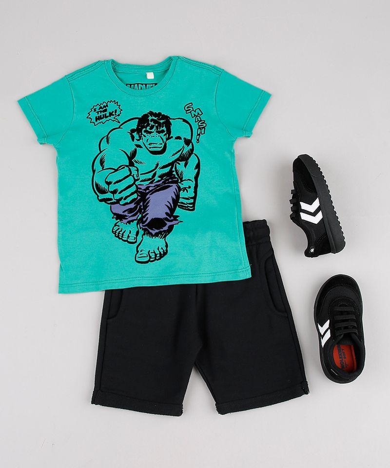 Camiseta-Infantil-Hulk-Manga-Curta-Verde-9865803-Verde_3