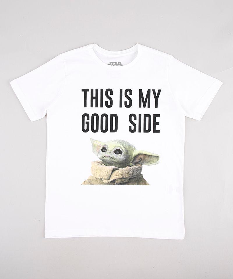 Camiseta-Infantil-Baby-Yoda--Good-Side--Manga-Curta-Off-White-9928181-Off_White_1