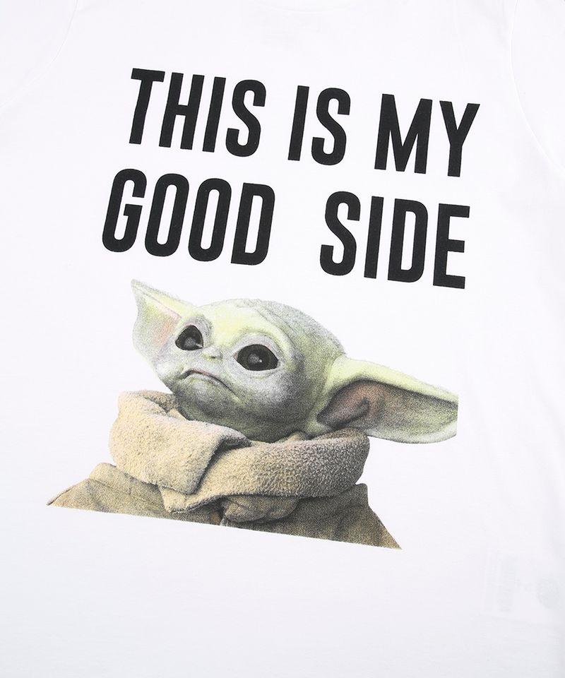 Camiseta-Infantil-Baby-Yoda--Good-Side--Manga-Curta-Off-White-9928181-Off_White_3