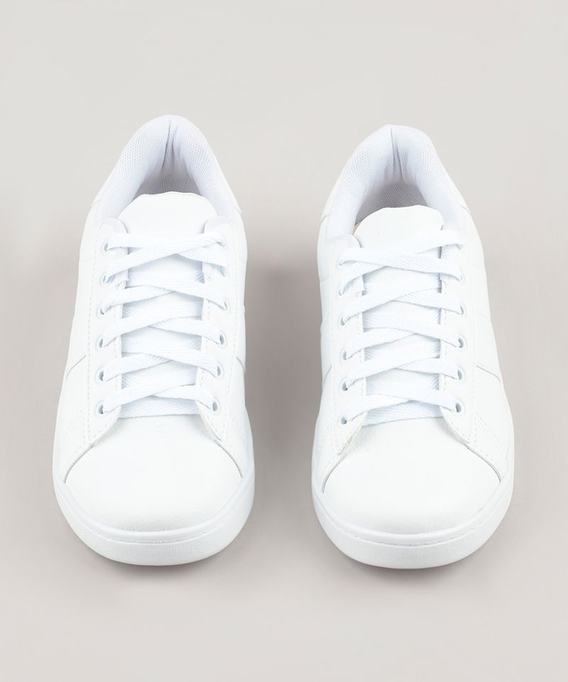 Tenis-Feminino-com-Recortes-Branco-8439327-Branco_5