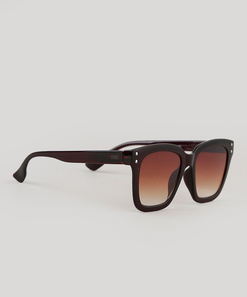 Oculos-de-Sol-Quadrado-Feminino-Yessica-Marrom-9942297-Marrom_4