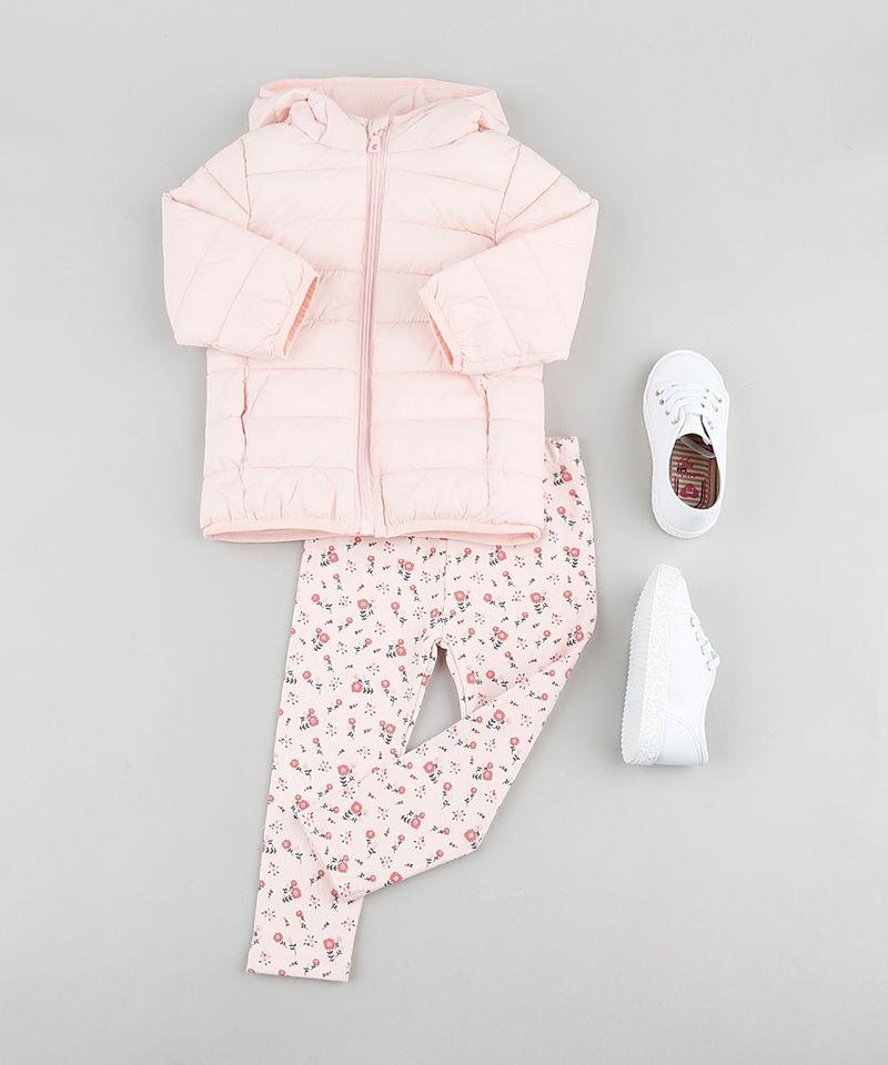 Jaqueta-Puffer-Infantil-em-Nylon-com-Capuz-e-Bolsos-Rose-9783178-Rose_3