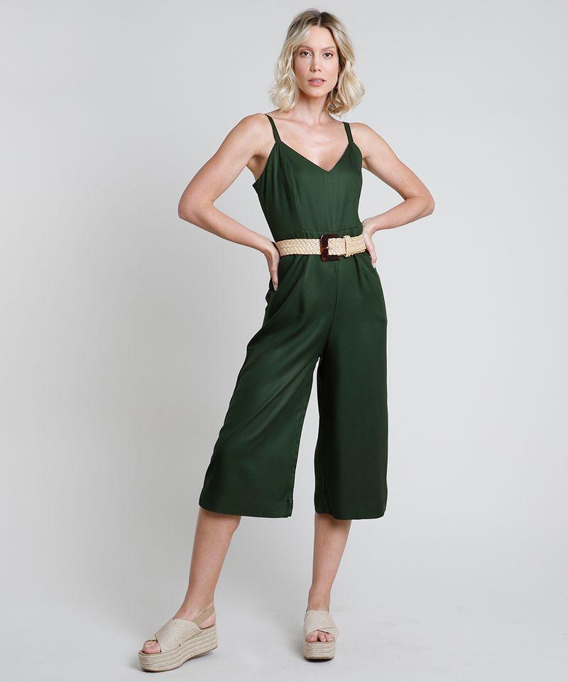 Macacao-Feminino-Pantacourt-com-Bolsos-Alca-Fina-Verde-Escuro-9893643-Verde_Escuro_3