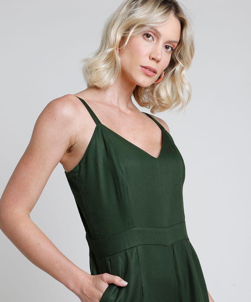 Macacao-Feminino-Pantacourt-com-Bolsos-Alca-Fina-Verde-Escuro-9893643-Verde_Escuro_4