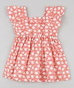 Vestido-Infantil-Estampado-Floral-com-Babado-na-Manga-Coral-9936140-Coral_2