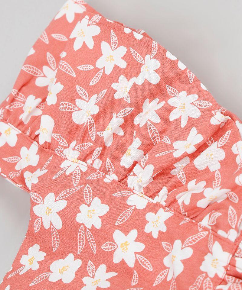 Vestido-Infantil-Estampado-Floral-com-Babado-na-Manga-Coral-9936140-Coral_4