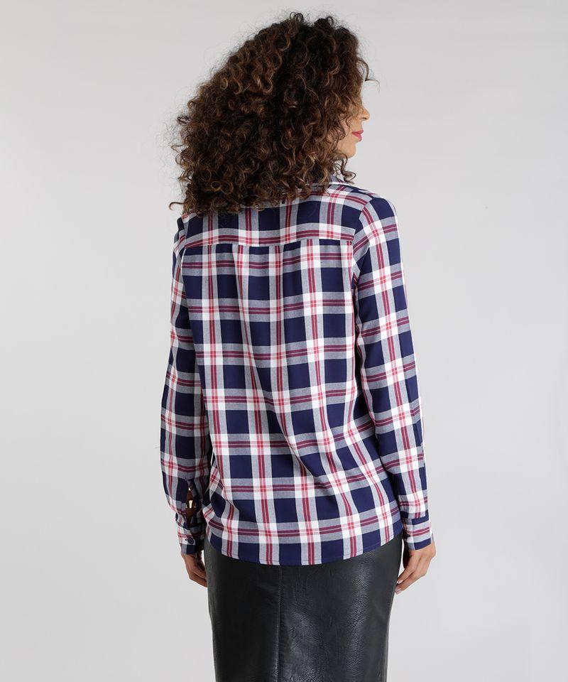 Camisa-Xadrez-com-No-Azul-Marinho-8623719-Azul_Marinho_2