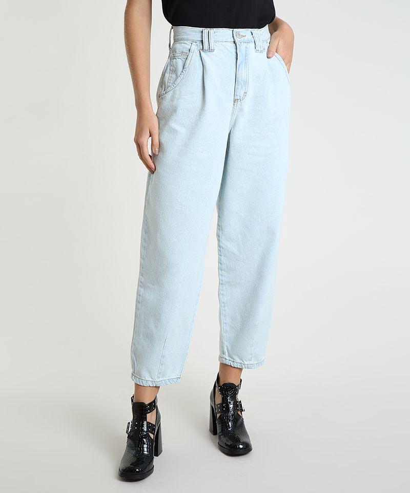 Calca-Jeans-Feminina-Baggy-Cintura-Super-Alta-Azul-Claro-9946090-Azul_Claro_1