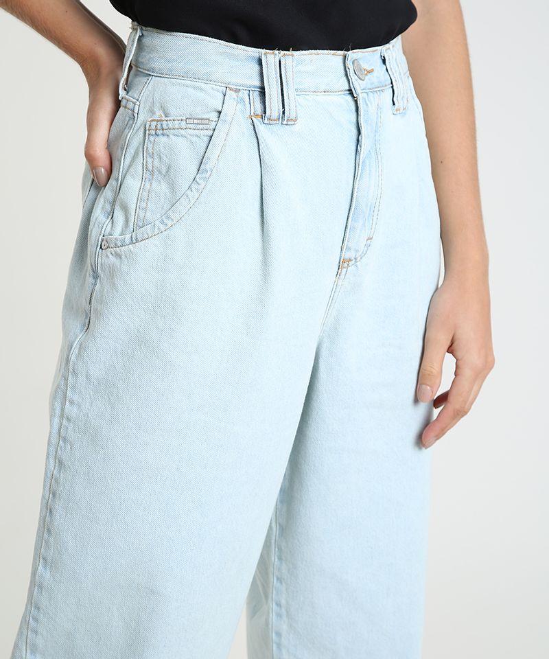 Calca-Jeans-Feminina-Baggy-Cintura-Super-Alta-Azul-Claro-9946090-Azul_Claro_4