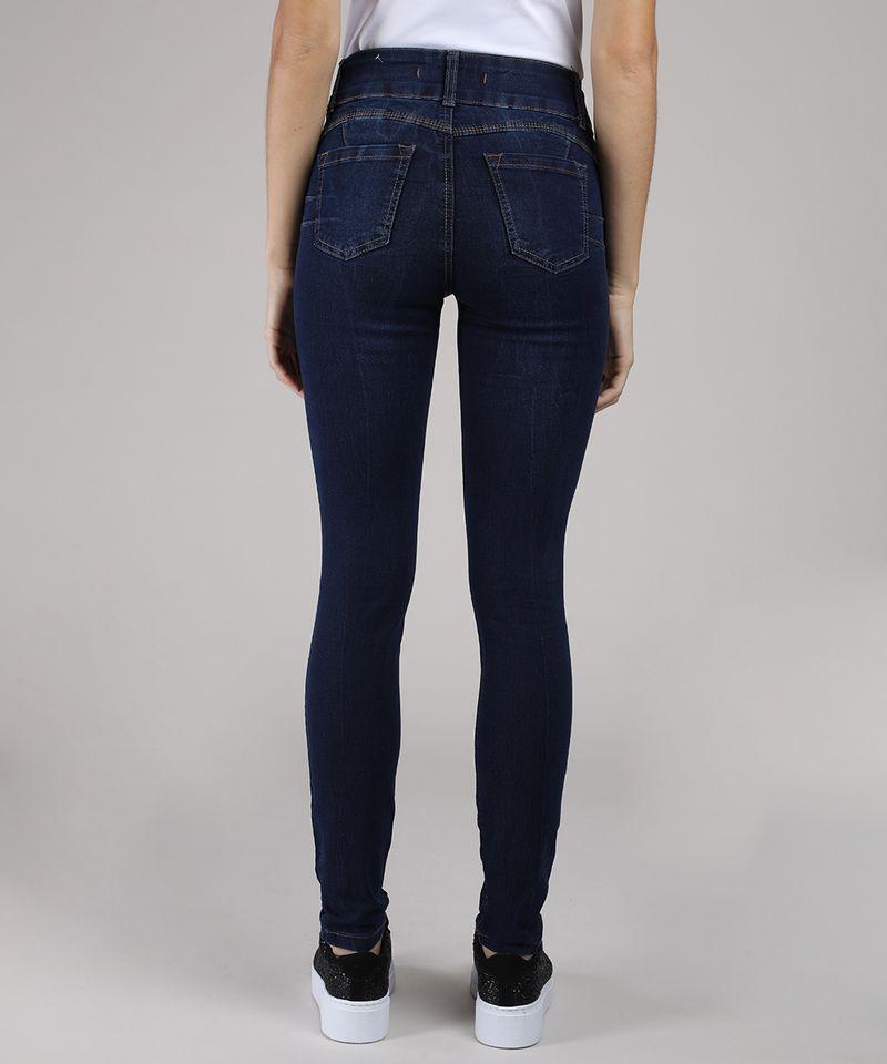 Calca-Jeans-Feminina-Super-Skinny-Pull-Up-Cintura-Alta-Azul-Escuro-9046067-Azul_Escuro_4