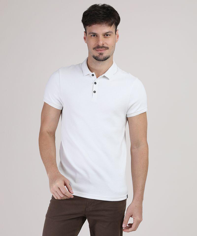 Polo-Masculina-Slim-Texturizada-Manga-Curta-Branca-9872557-Branco_1
