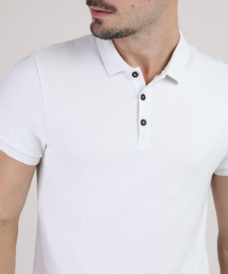 Polo-Masculina-Slim-Texturizada-Manga-Curta-Branca-9872557-Branco_4