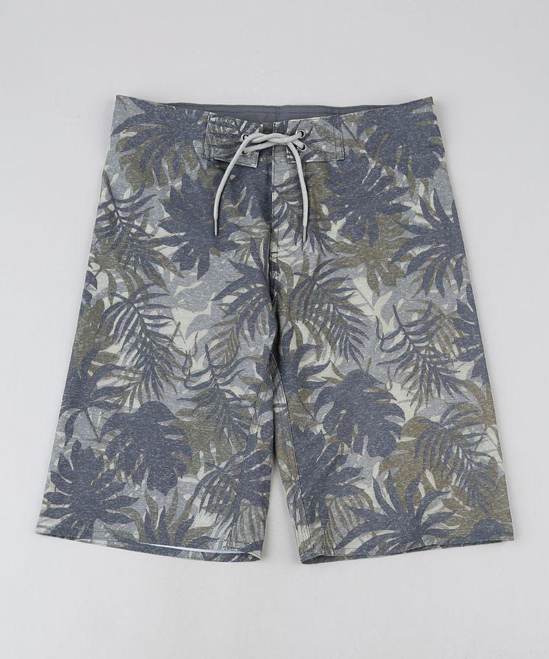 Short-Infantil-Surf-Folhagem-Cos-com-Cordao-Cinza-9931632-Cinza_1