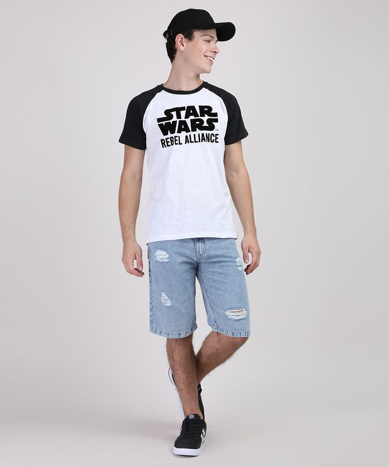 Camiseta-Juvenil-Star-Wars-Raglan-Manga-Curta-Off-White-9734675-Off_White_3