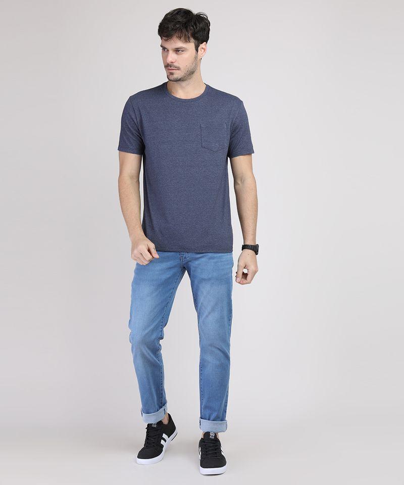Camiseta-Masculina-Basica-com-Bolso-Manga-Curta-Gola-Careca-Azul-Marinho-9941894-Azul_Marinho_3