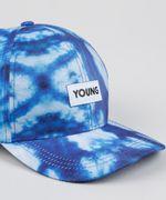 Bone-Masculino-Aba-Curva-Tie-Dye-com-Bordado--Young--Azul-9769581-Azul_2