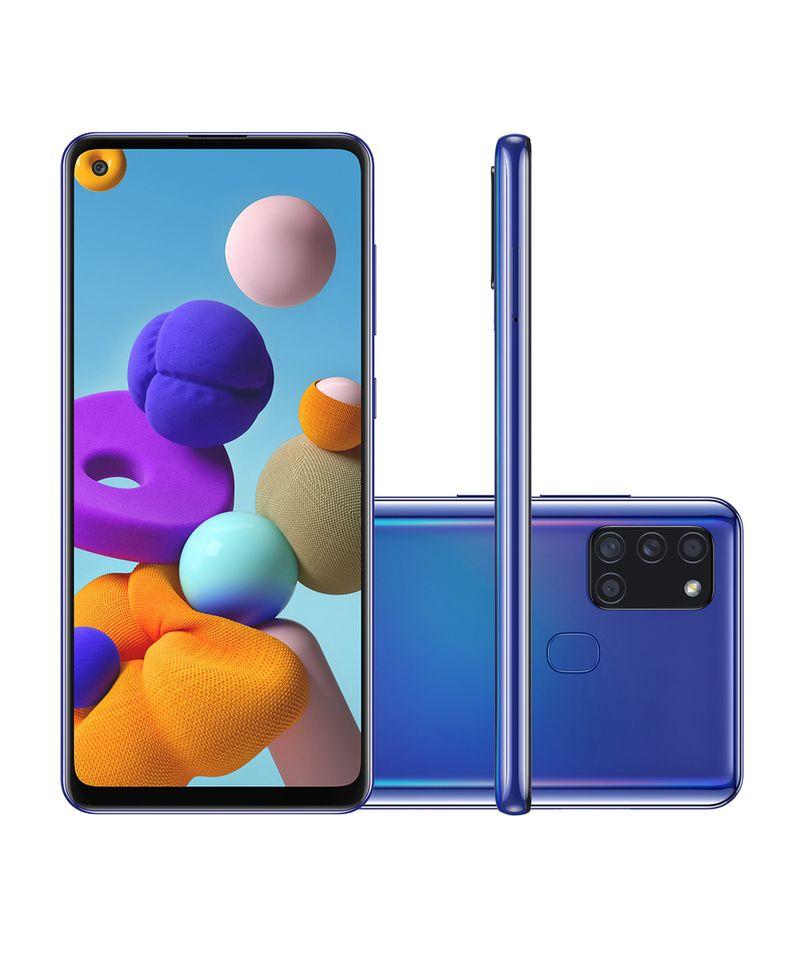 Samsung Galaxy A21s 64gb Azul
