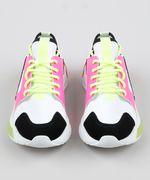 Tenis-Feminino-de-Neoprene-Oneself-Sneaker-Chunky-Color-Block-Neon-Branco-9906436-Branco_5