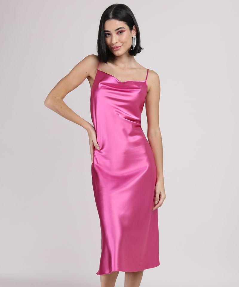 Vestido-Slip-Dress-Feminino-Midi-Acetinado-Alca-Fina-Gola-Degage-Pink-9950654-Pink_1