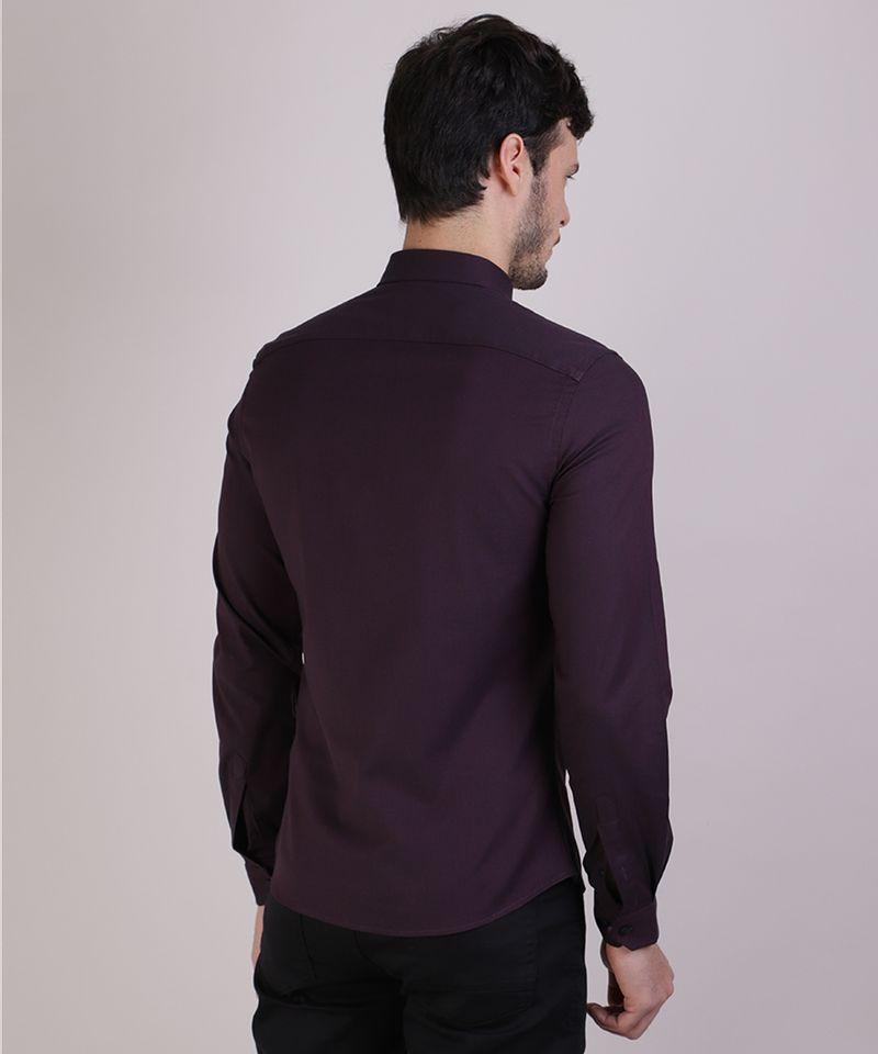 Camisa-Masculina-Slim-Manga-Longa-Preta-9817474-Preto_2